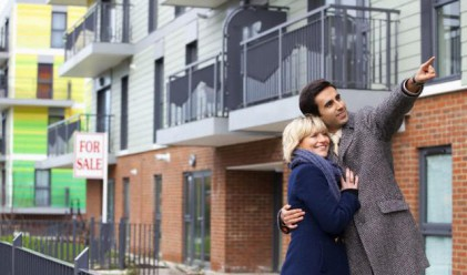 Всяка шеста сделка с имоти е с учредяване на ипотека