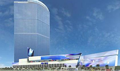 Луксозен комплекс замръзна в Лас Вегас