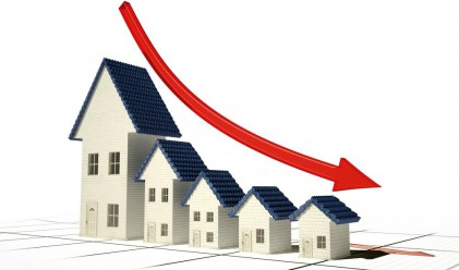 6.8% спад за имотите в София през трето тримесечие