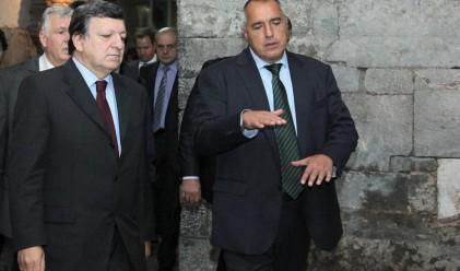 Борисов от Брюксел: Няма опасност за гръцките банки у нас
