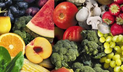 Цените на едро на храните се качват с 2% през октомври