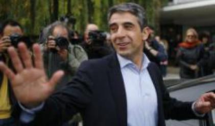Плевнелиев: Ще имаме активно и динамично президентство