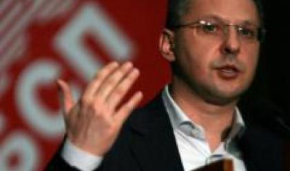 Станишев: Не мога да поздравя ГЕРБ за победата