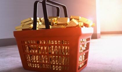 До 35 кг инвестиционно злато месечно се купува у нас