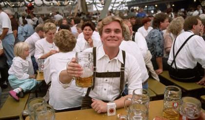 Близо 4 млн. литра бира изпити досега на Октоберфест