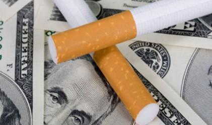 Цената на кутия цигари у нас и по света