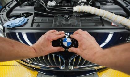 Продажбите на BMW в Китай скачат с близо 60% през септември
