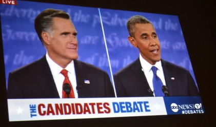 Над 67 млн. американци са гледали двубоя Обама - Ромни