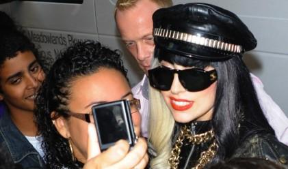 Лейди Гага абсолютен лидер в Twitter