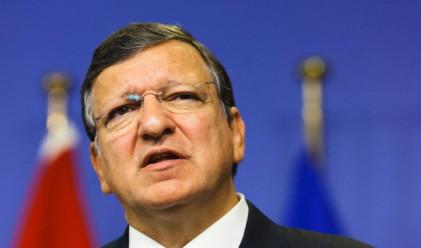 Барозу призова за съгласие по евробюджета