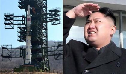 Северна Корея заяви, че разполага с ракети, способни да поразят САЩ