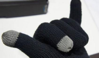 Говорим с ръкавица вместо с телефон