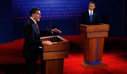 Второ проучване показа преднина на Ромни пред Обама