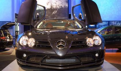 Mercedes изостава все повече зад BMW и Audi