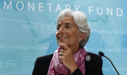 МВФ подкрепи искането на Гърция да ново преструктуриране на дълга