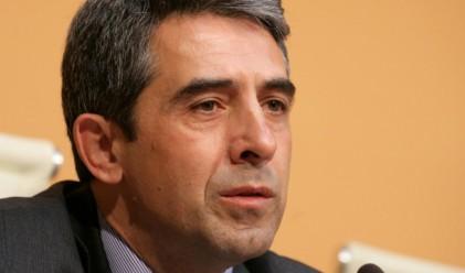Плевнелиев: Големият проблем е безработицата