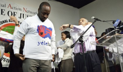 Фондацията на Уайклеф Жан за Хаити фалира