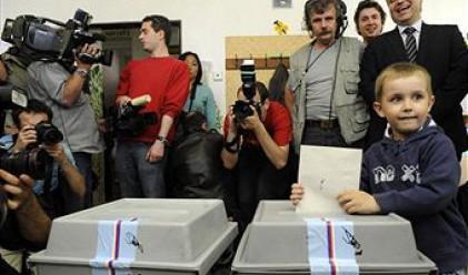 Чешките избиратели наказаха правителството за икономиите