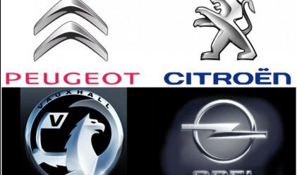 Opel и Peugeot-Citroen преговарят за сливане?