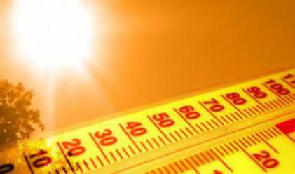 Септември 2012 г. е бил най-топлият месец в историята