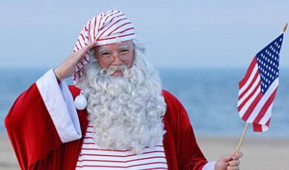 Дядо Коледа се кандидатира за президент на САЩ
