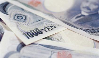 Йената падна до едномесечно дъно спрямо долара