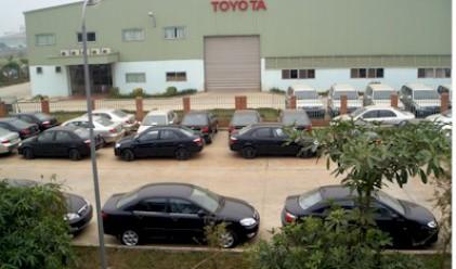 Toyota спира производството в най-големия си китайски завод