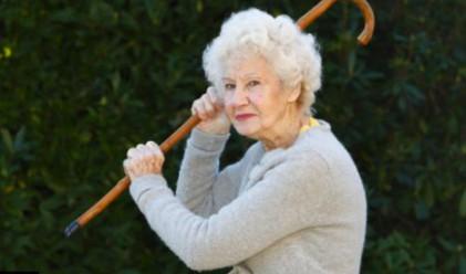 82-годишна пенсиoнерка осуети банков обир