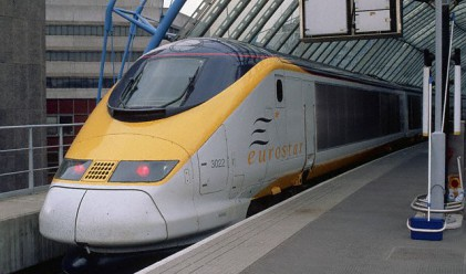 Евротунелът под Ламанша посрещна 300-милионния си пътник