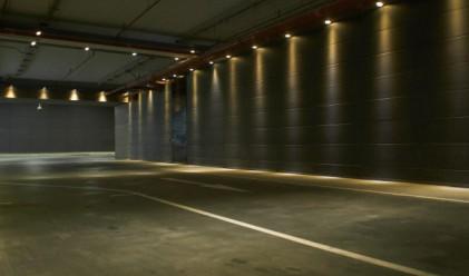 Новите подземни паркинги - празни