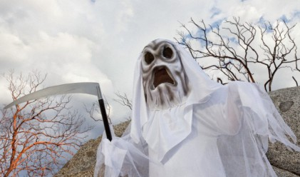 Най-странните суеверия за Halloween