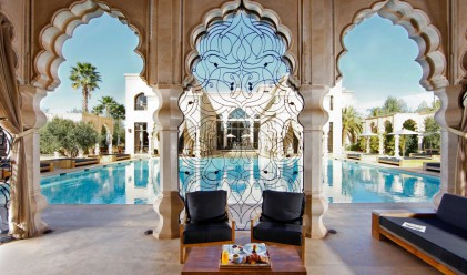 Най-екзотичните хотели според Fodor's Travel Guide