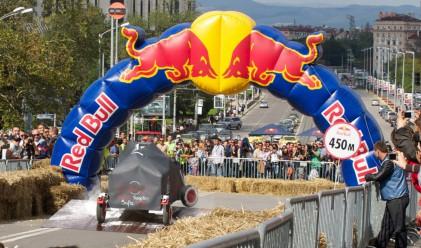 Направи си сам: как се роди една от количките на Red Bull Soapbox