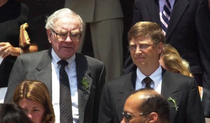 Бъфет и Гейтс не искали да се запознават. Как стават приятели?