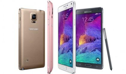 Samsung Galaxy Note 4 с високи оценки от топ технологични издания
