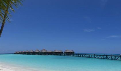 Този малдивски хотел е на крачка от рая