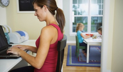 7 начина да останете мотивирани, когато работите от вкъщи