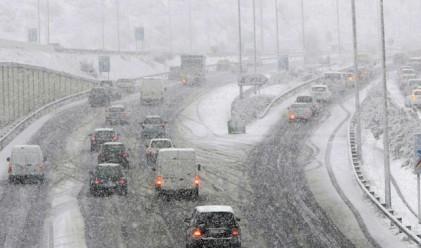 Първият сняг изненада Ню Йорк