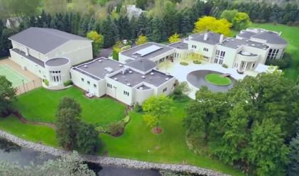 Джордан: Само един човек ще може да каже, че е купил имението ми