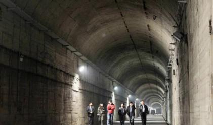 Най-голямата изкуствена пещера в света отвори врати за туристи
