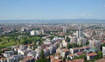 Всеки квартал на София - с един цвят на сградите