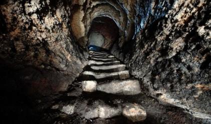 Влезте с нас в най-голямата система от катакомби в света