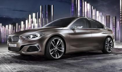 BMW разсекрети данни за новия си седан