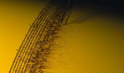 Земетресение с магнитуд 5.3 регистрирано в Гърция