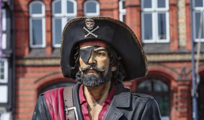 15 истински пирати, които биха засенчили Джак Спароу