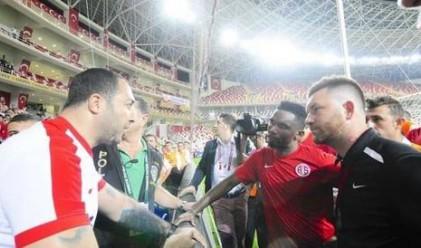 Футболист с нетрадиционен залог за 100 000 евро