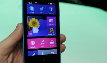 Microsoft ще пусне 4 смартфона Nokia с Android