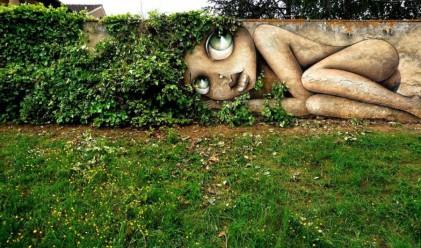 20 забележителни творби на уличното изкуство