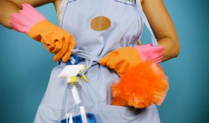 Край на чистенето през уикенда с пет прости всекидневни задачи