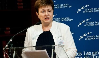 Кристалина Георгиева се оттегля от ЕК, отива в Световната банка